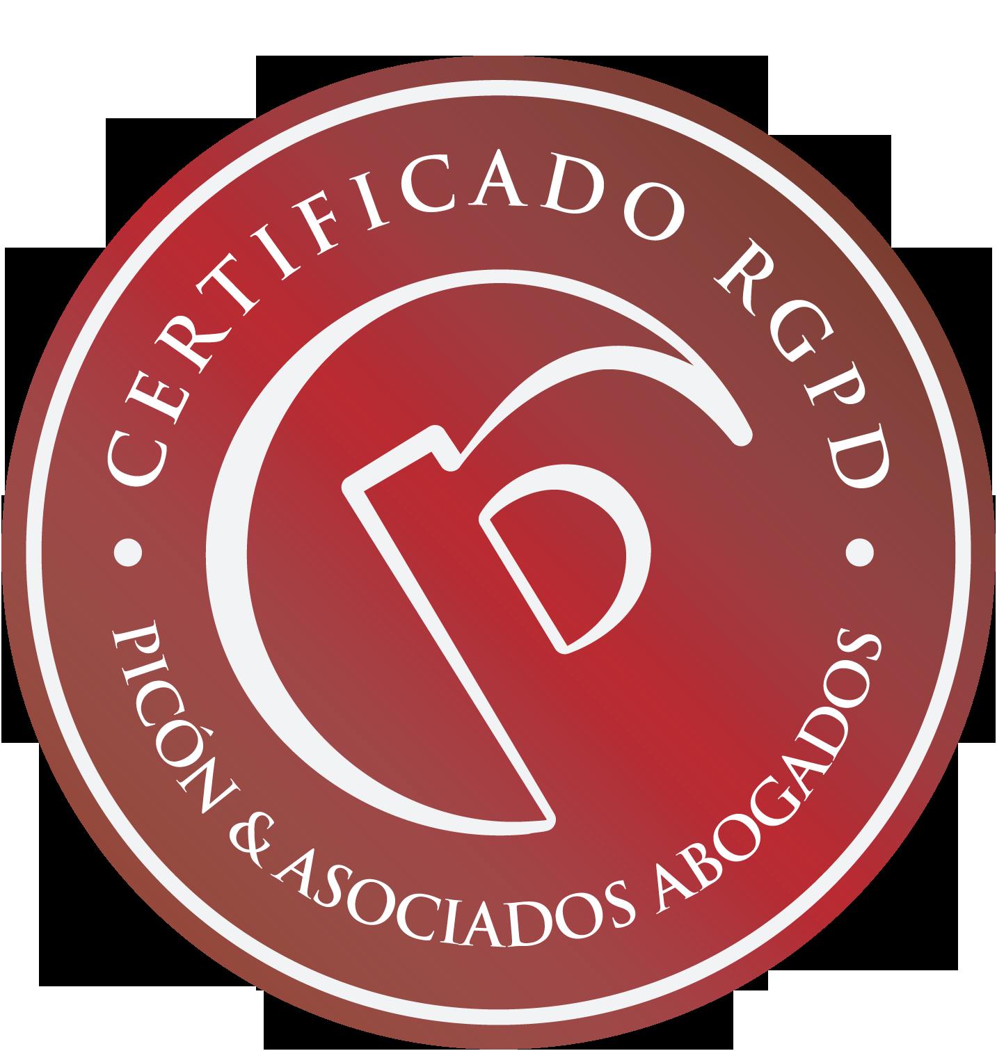 Sello P&A Certificado RGPD