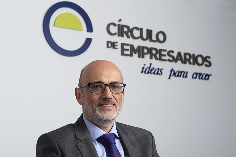Manuel Pérez-Sala, Presidente del Círculo de Empresarios