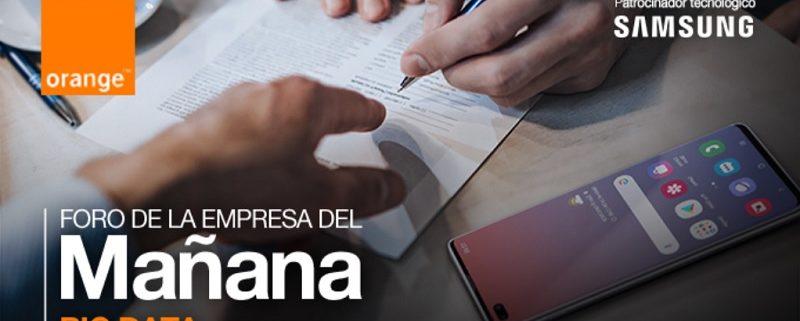 Big Data Foro Orange - Desayuno Europa Press
